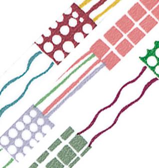 classiky - textil - 8mm gross