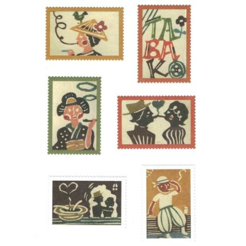 stamp tabac