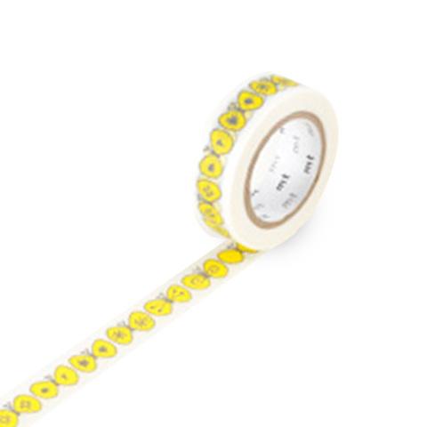 mina choucho yellow 1