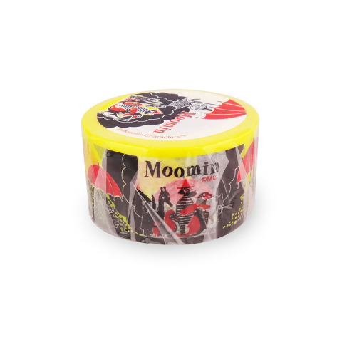 moomin tape little my and umbrella 1-r