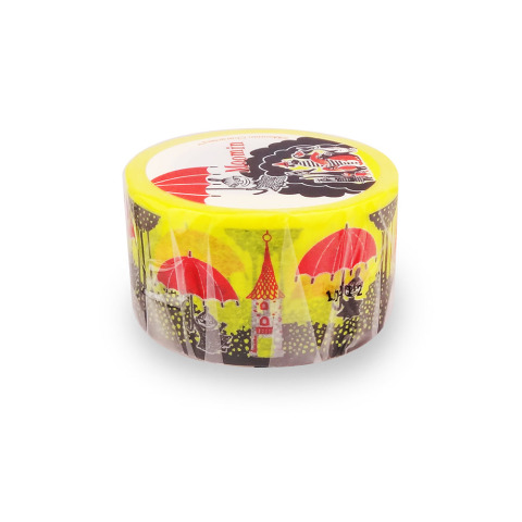 moomin tape little my and umbrella 2-r