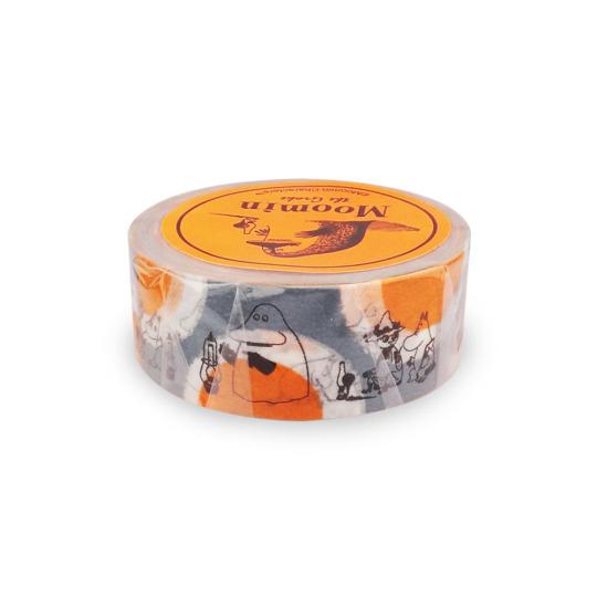 moomin tape the groke 1