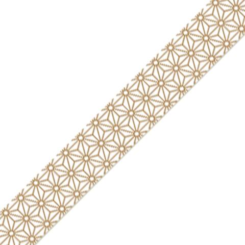 oktober asanoha gold