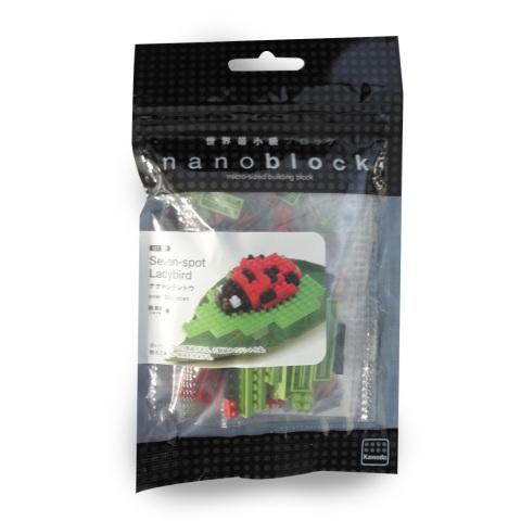 Nano Ladybird verpackung