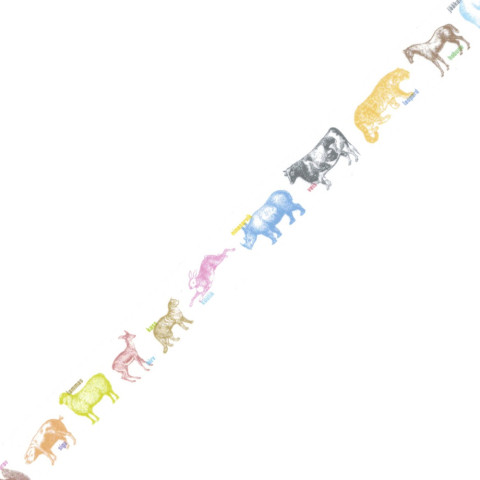 mt masking tape ex animals2