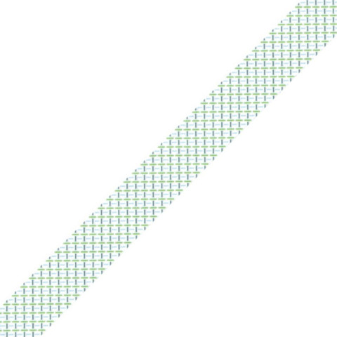 mt masking tape hasen green